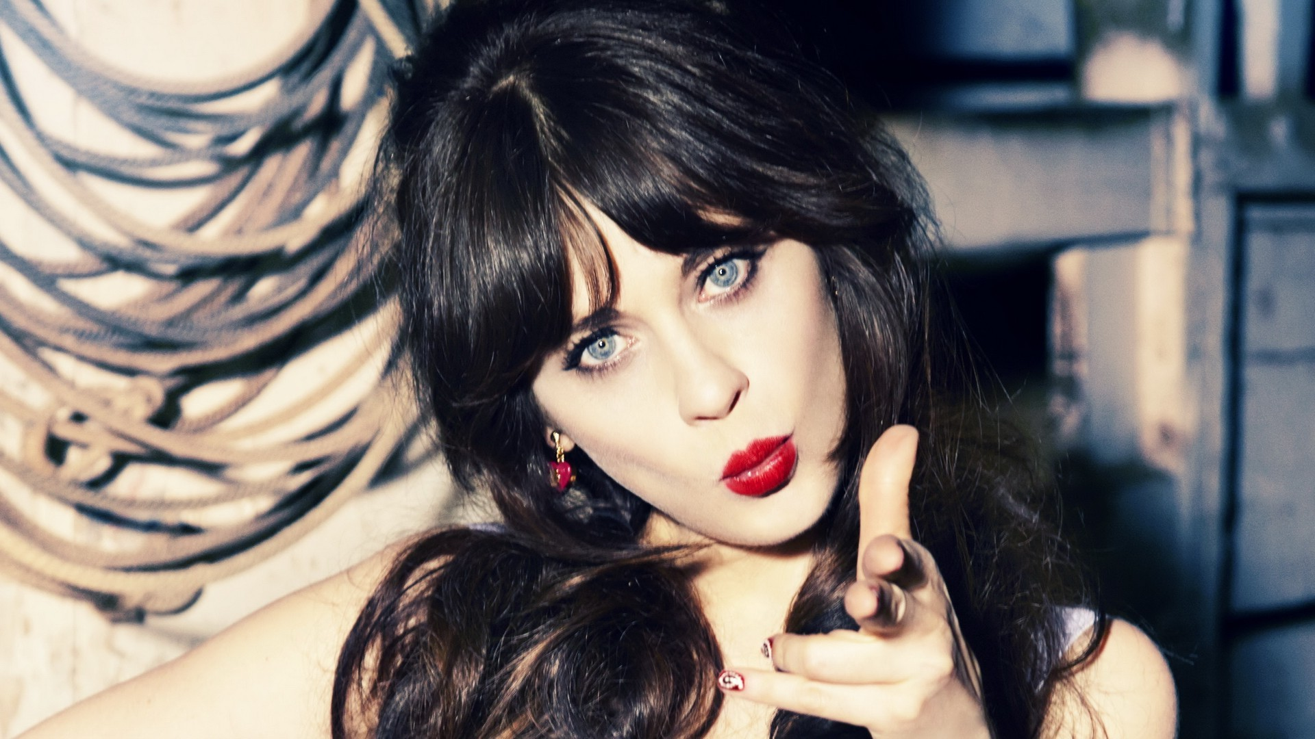 zooey deschanel википедия